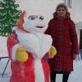 Снежное зверьё моё