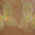 «Бабочки»— поделки-украшения своими руками.