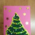 «Поздравительная открытка» к Новому году— МК