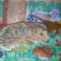 «Летом в лесу». Изодеятельность в детском саду