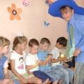 Праздник в детском саду. «День знаний», в рамках краевого Дня безопасности на Кубани