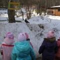 Прогулка и её влияние на развитие детей младшей группы