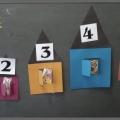 Дидактическая игра «Домики животных»