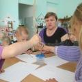 Нетрадиционные методы рисования в разновозрастной группе