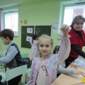 Награждение победителей конкурсов журнала «Планета Детства»