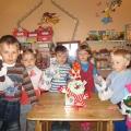 «Театр своими руками» в средней группе детского сада