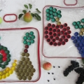 Мастер-класс «Ягоды и фрукты». Нестандартное оборудование по физкультуре
