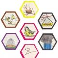 Дидактическая игра «Экологическая мозаика» (для детей 6–7 лет)