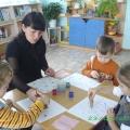 Нетрадиционное рисование с детьми младшего дошкольного возраста