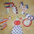 Перспективный план занятий по дымковской росписи с детьми дошкольного возраста