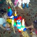 «Играя, развиваем». Конструирование из строительного материала— любимое занятие детей младшего дошкольного возраста