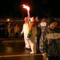 Поездка на эстафету олимпийского огня