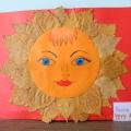 «Мир листьев глазами детей». Выставка осенних поделок второй младшей группы «Смородинка»