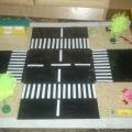 Мой макет дороги «Соблюдай правила дорожного движения»