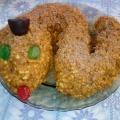 Торт «Змейка»