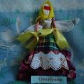Выставка «Куклы-обереги»