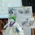 «Сибирские куклешки»— МК на педагогическом совете для воспитателей.