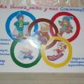 Фотоотчет. Олимпийские игры в детском саду-2014