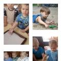 Презентация «Мокрые ладошки, песочные дорожки»