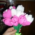 Les tulipe— сказали бы французы!!! Поделки из бумаги