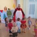 Развлечение в первой младшей группе «В гостях у бабушки-сказочницы»