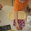 Исследовательский проект «Цветные льдинки»