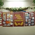 Экспозиция посвящённая 65 летию ВОВ