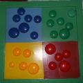 Дидактическая игра «Волшебные магниты» для детей 2–3 лет