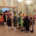 Осенний праздник в старшей группе «Приключения в осеннем лесу» (фотоотчет)