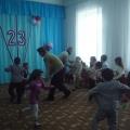 Фотоотчёт «День Защитника Отечества»— развлечение для детей средне-старшей группы и их родителей.