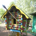 Лето в детском саду: украшаем участки.