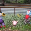 Наш детский сад летом