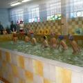 Спортивное развлечение для детей средней группы. «Волшебный пароход» (в бассейне)