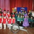 Педагогический проект для детей «Недаром помнит вся Россия…»