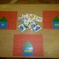 Игра для детей старшего дошкольного возраста «Найди домик для слова»