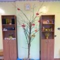 Оформление зала к осеннему утреннику в детском саду