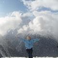 Снежный рай— Домбай