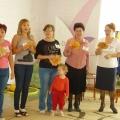 Фотоотчет о Дне воспитателя «Это чудо-воспитатели!»