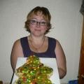 «Рождественская елочка»— простой рецепт торта для детей