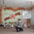 Фотоотчет о празднике «Солдату Победы— честь и слава!»
