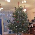 «Чудесный праздник Новый год!». Автор Челнокова Галина