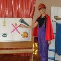 Сценарий кукольного спектакля по противопожарной безопасности «Аркадий Паровозов»