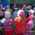 Развлечение на свежем воздухе для детей старшей группы «До свидания, лето!»