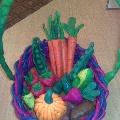 Какие овощи выкапывают лопатой для детей