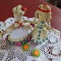 Кукурузное чудо— кукла из талаша