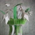 Забавные фигурки. Модульное оригами.