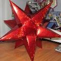 Звезда для городской ёлки