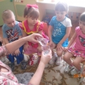 Конспект занятия по экологии во второй младшей группе «Чудо-вода»