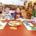 Дидактическая игра по сенсорному воспитанию детей раннего возраста «Бабочки»