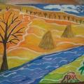 «Осенняя сказка». Совместная деятельность детей и родителей.
